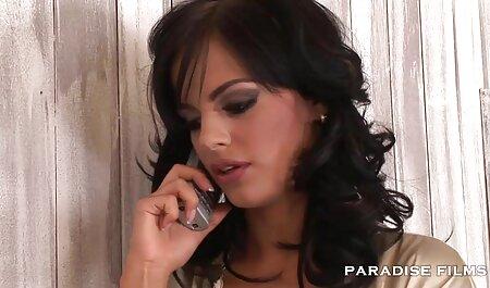 Sexy blonde deutsche tittenfilme Phonesex Hottie in rosa Dessous